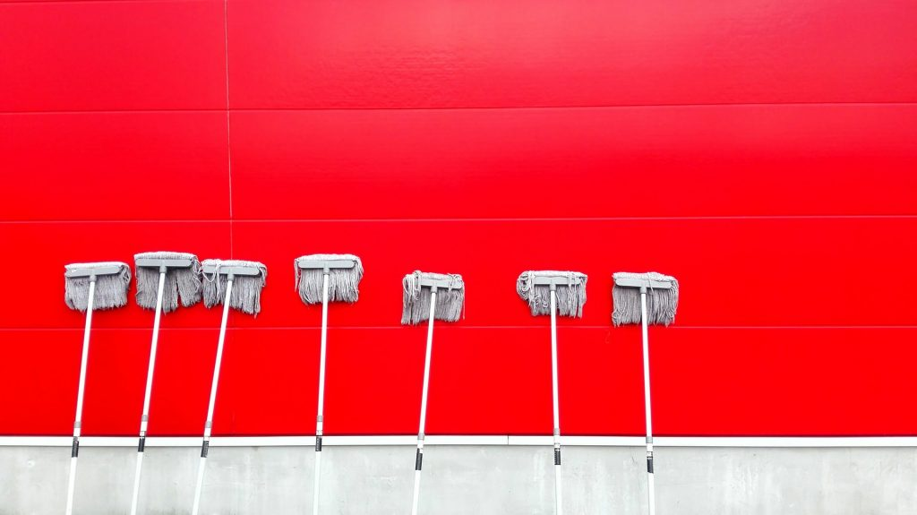 vendre entreprise ménage nettoyage